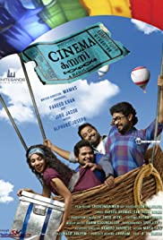Cinema Company Poster
