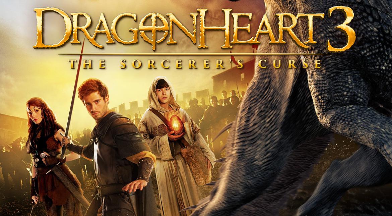 Dragonheart 3: The Sorcerer's Curse (2015)