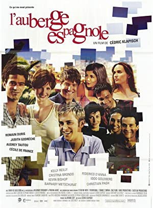 L'auberge espagnole poster