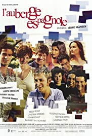 L'auberge espagnole (2002) Poster - Movie Forum, Cast, Reviews