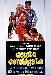 Il debito coniugale Poster