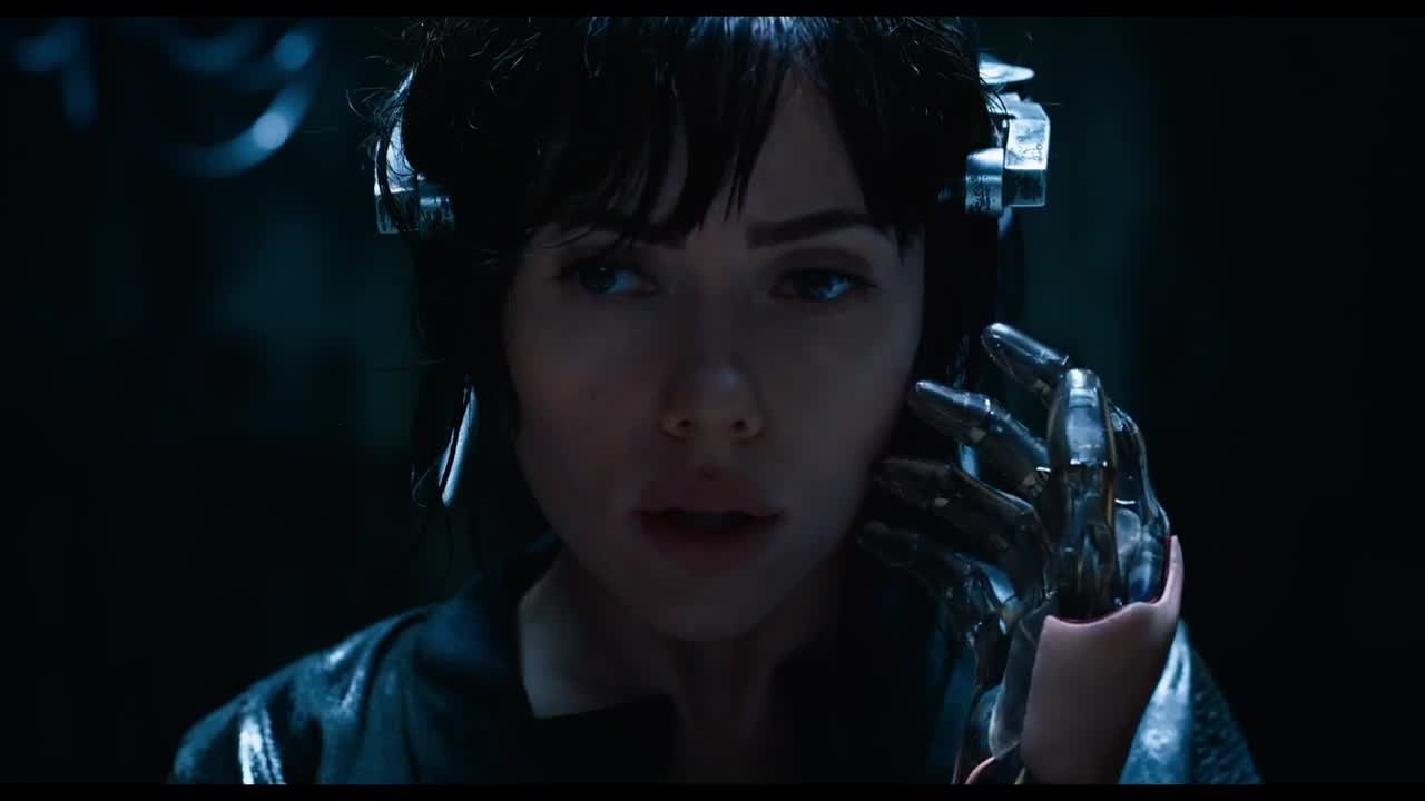 Image result for ghost in the shell 2017 stills