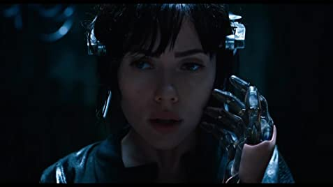 Ghost In The Shell Dauer