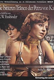 The Bitter Tears of Petra von Kant(1972) Poster - Movie Forum, Cast, Reviews
