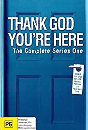 Thank God You're Here Poster - TV Show Forum, Cast, Reviews