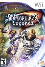 Soulcalibur Legends Poster