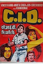 C.I.D. Poster