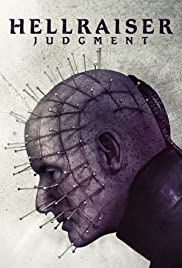 Hellraiser: Judgment (2018) Poster - Movie Forum, Cast, Reviews