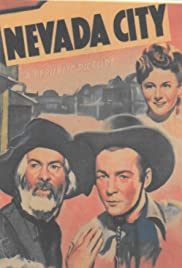 Nevada City Poster