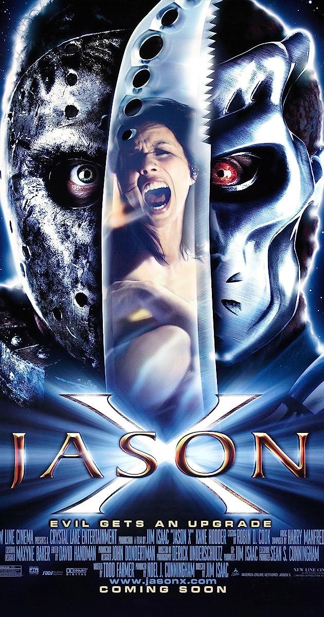 Džeisonas X / Jason X (2001) Online