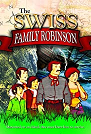 The Swiss Family Robinson Poster