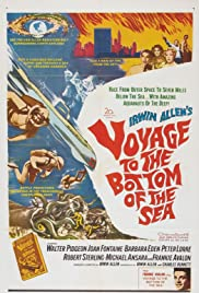 Voyage to the Bottom of the Sea (1961) Poster - Movie Forum, Cast, Reviews