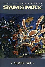 Sam & Max Season Two Poster