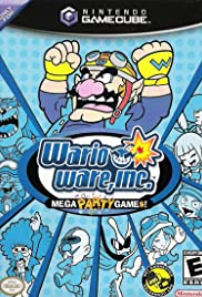 WarioWare, Inc.: Mega Party Game$! Poster