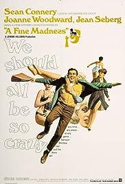 A Fine Madness(1966) Poster - Movie Forum, Cast, Reviews