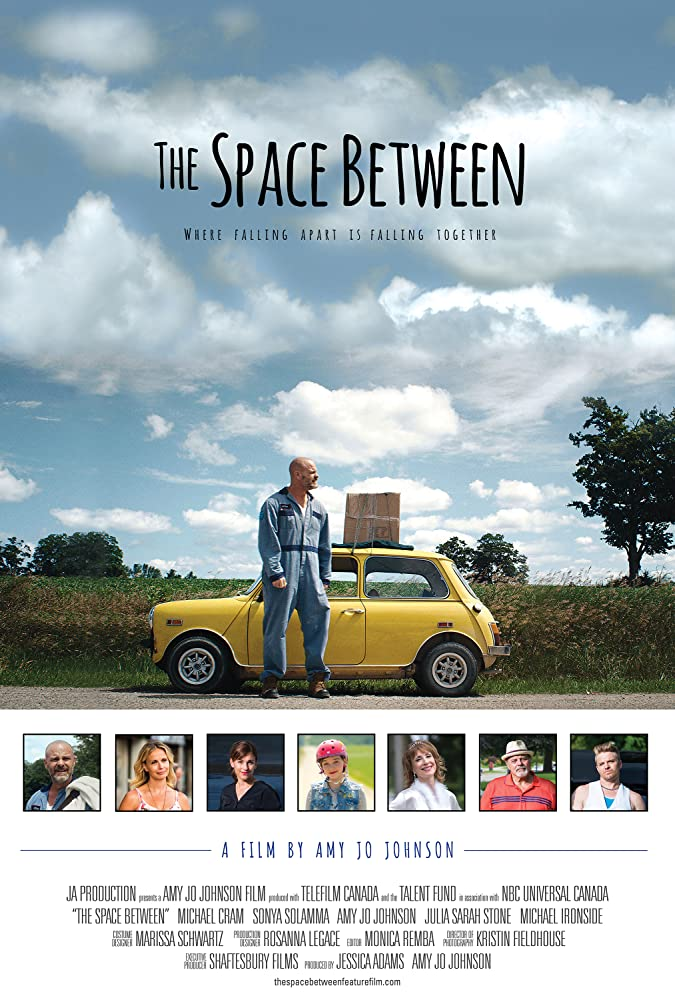 The Space Between film poster