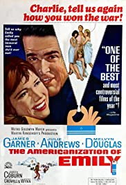 The Americanization of Emily (1964) Poster - Movie Forum, Cast, Reviews