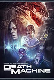 Death Machine (1994) Poster - Movie Forum, Cast, Reviews