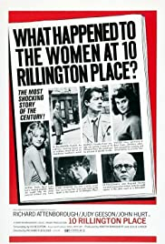10 Rillington Place (1971) Poster - Movie Forum, Cast, Reviews