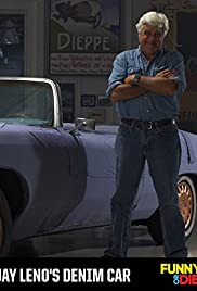 Jay Leno's Denim Car Poster