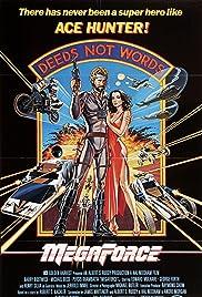Megaforce(1982) Poster - Movie Forum, Cast, Reviews