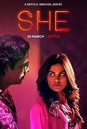 She (2020) poster
