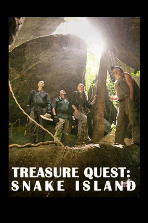 Treasure Quest Snake Island Season  Episode