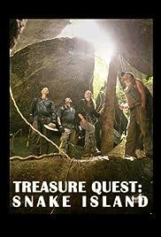 Treasure Quest: Snake Island Poster - TV Show Forum, Cast, Reviews
