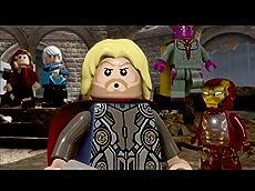LEGO Marvels Avengers (VG)