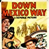 Gene Autry and Smiley Burnette in Down Mexico Way (1941)