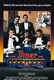 Diner (1982) Poster - Movie Forum, Cast, Reviews