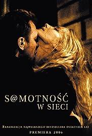 S@motnosc w sieci Poster