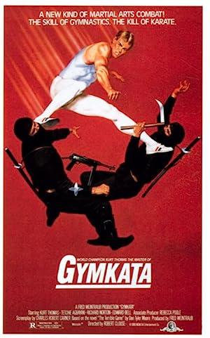 Gymkata poster