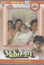 Masoom (1983) Poster - Movie Forum, Cast, Reviews