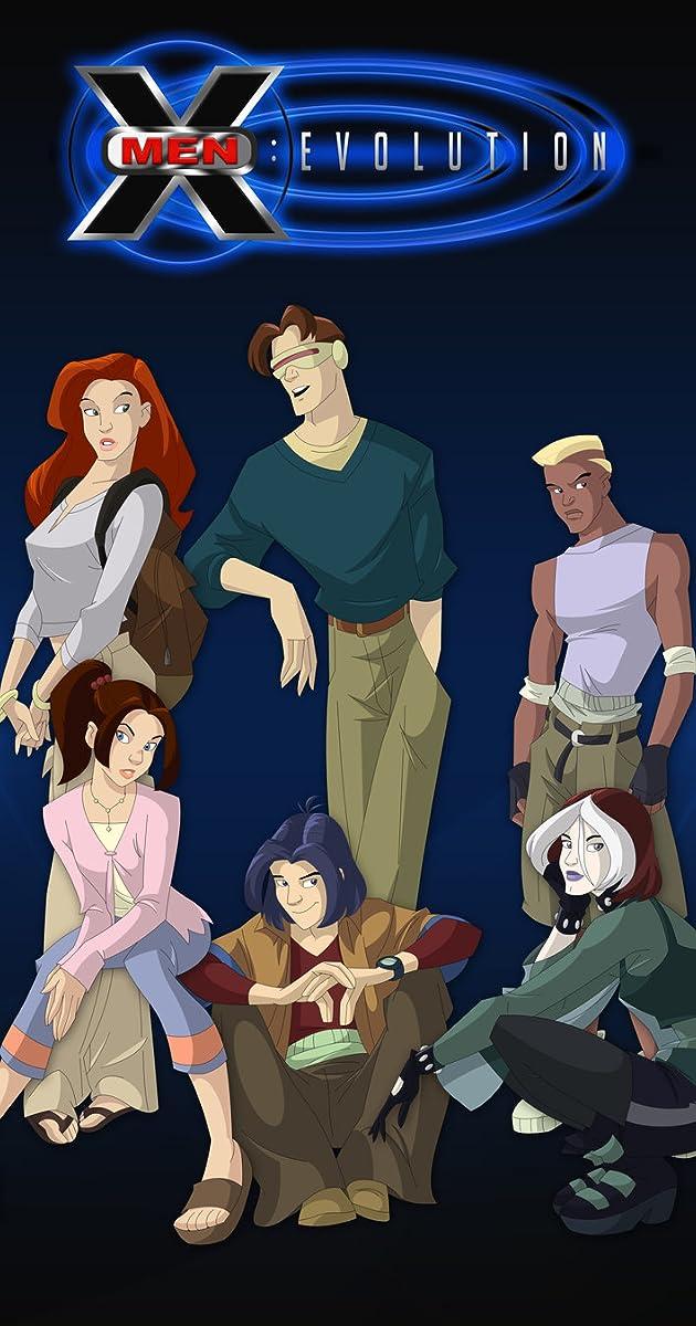 X Men 2000 Characters X-Men: Evolution (TV S...
