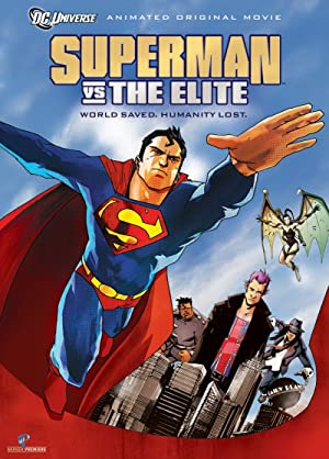 Superman vs. The Elite (2012) Download on Vidmate