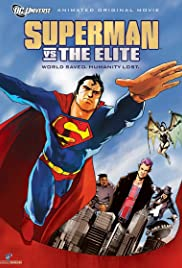 Superman vs. The Elite 2012 Poster