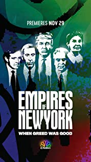 Empires of New York (2020) poster