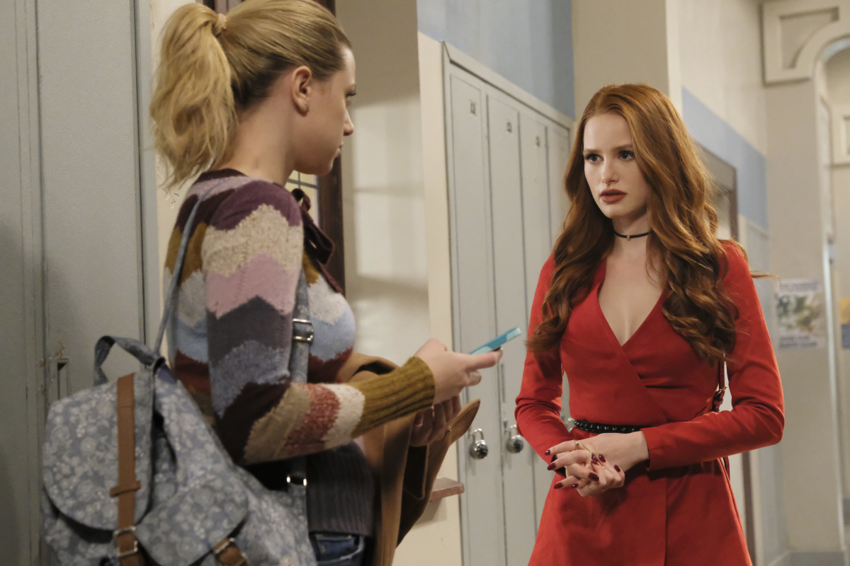 Riverdale: Chapter Twenty-Six: The Tell-Tale Heart   Season 2   Episode 13