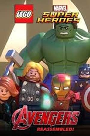 Lego Marvel Super Heroes: Avengers Reassembled (2015)
