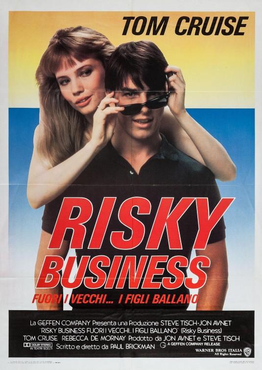 Image result for risky business
