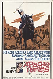 Apache Rifles (1964) Poster - Movie Forum, Cast, Reviews
