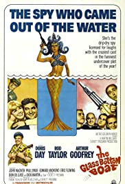 The Glass Bottom Boat (1966) Poster - Movie Forum, Cast, Reviews
