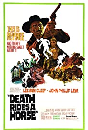 Death Rides a Horse (1967) Poster - Movie Forum, Cast, Reviews
