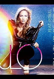 Lovely Jennifer Lopez: On The Floor Poster