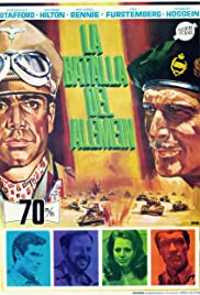 The Battle of El Alamein (1969) Poster - Movie Forum, Cast, Reviews