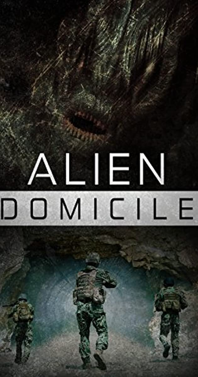 Alien Domicile (2017) online