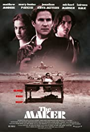 The Maker(1997) Poster - Movie Forum, Cast, Reviews