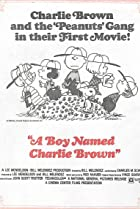 Image of A Boy Named Charlie Brown