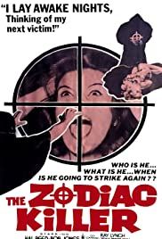 The Zodiac Killer (1971) Poster - Movie Forum, Cast, Reviews